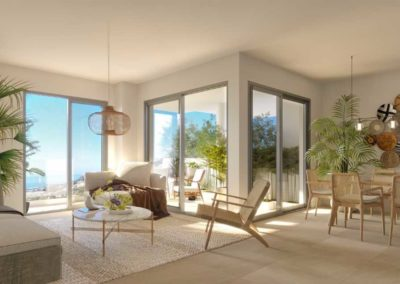 2 Bedroom Apartments | Montealto – Benalmádena | Ref:A1001a