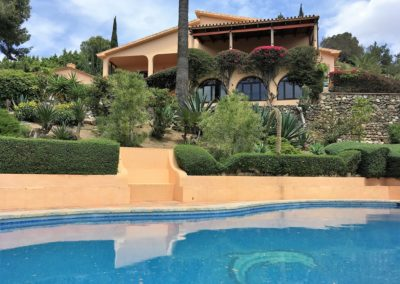 5 Bedroom Villa | Peaceful & Views – Benalmádena | Ref:A1004