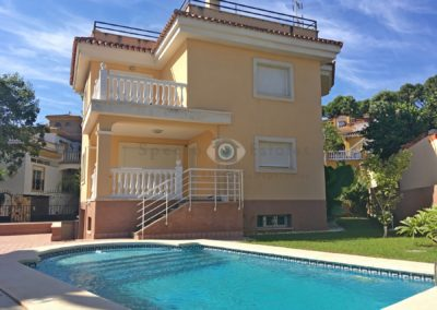 4 Bedroom Villa | Peaceful & Views – Torremolinos | Ref: A1011