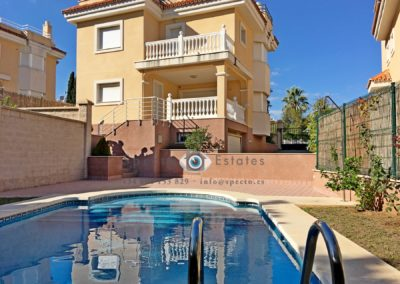 4 Bedroom Villa | Peaceful & Views – Torremolinos | Ref: A104