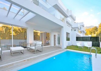 3 Bedroom Villa | Peaceful & Views – Benalmádena | Ref: A1012