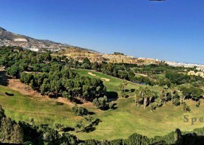 Golfbaan Torrequebrada