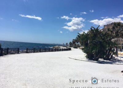 Promenade Punta Negra