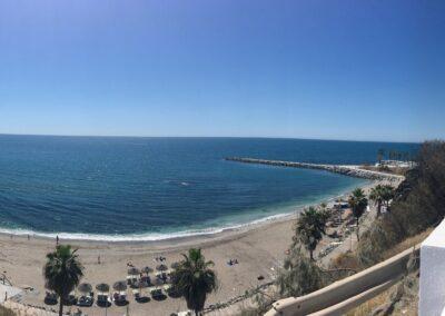 Strand La Cala en het Casino