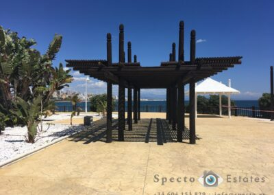 Paseo Punta Negra