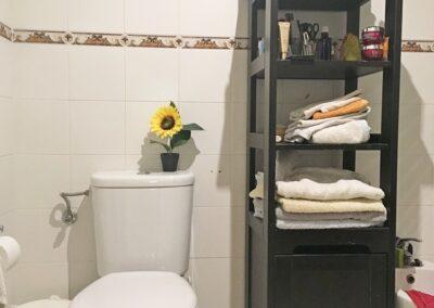 cuarto de baño aseo