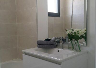 baño 2 lavabo