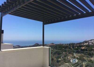 solarium vistas