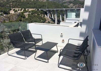 terraza.